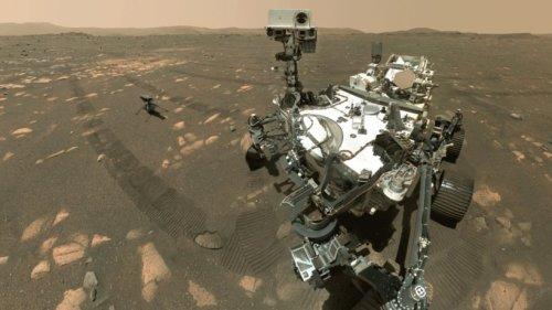 Die Mars-Rover der NASA: Eine beispiellose Erfolgsgeschichte