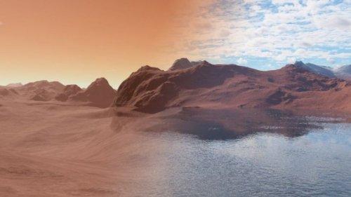 Wasser auf dem Mars: 3 Theorien, die du kennen solltest