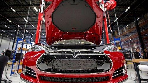 """Schreck für deutsche Autobauer: """"Teslas Produktion ist 10 Jahre fortschrittlicher"""""""