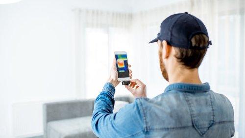 Wärmebildkamera für Handys: 3 Modelle haben diese Option