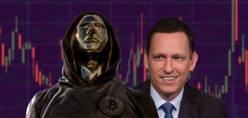 Bitcoin-Erfinder entlarvt? Peter Thiel will ihm begegnet sein