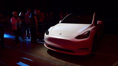 """""""Neues Design"""": Elon Musk macht unerwartete Tesla-Ankündigung"""