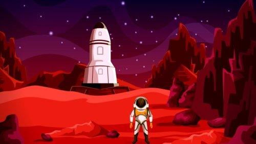 Zu schwer für eine Mars-Landung? Forscher weisen auf Risiken hin
