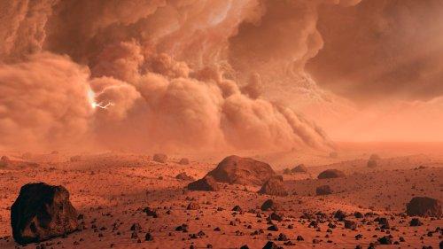 Mars: Forscher überrascht von unerwarteter Sauerstoff-Messung