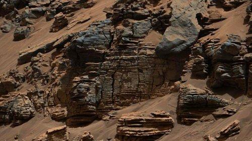 """NASA: """"Seltsames Bauwerk"""" auf dem Mars entdeckt"""