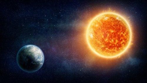 Wie weit ist die Sonne von der Erde entfernt?