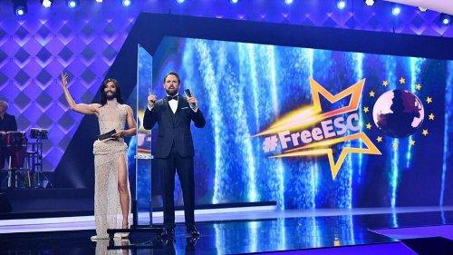 """""""Free ESC"""": Diese bekannten Stars verkünden die Punkte ihrer Länder"""