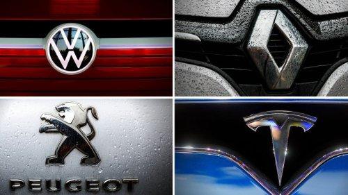 Konkurrenz abgehängt: Ein Elektroauto dominiert in Deutschland, Frankreich & Co.