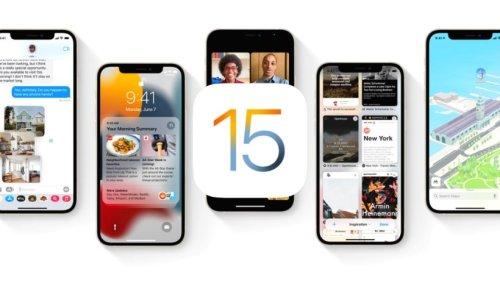 iOS 15: Apple verrät Update-Termin und weitere Geheimnisse