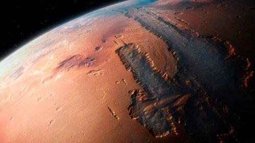 NASA: Mars-Mission bringt überraschende Details über Planeteninneres zum Vorschein
