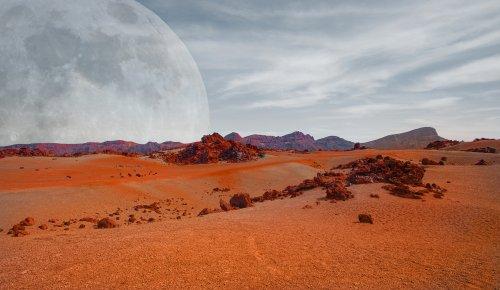 NASAs Mars-Rover: Erste Bilder seit Blackout – sie sind beeindruckend