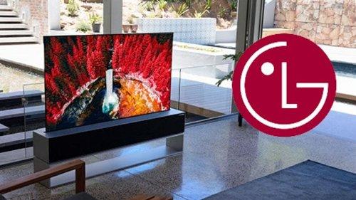 Ausfahrbarer LG-Fernseher jetzt auch in Deutschland - der Preis macht stutzig