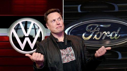 Teslas-Konkurrenz holt auf – und vermeidet herben Rückschlag