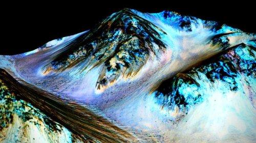 "Fast verpasst: NASA entdeckt auf dem Mars ""einzigartige Merkmale"""