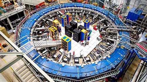 Neue Physik: Experiment könnte unser Verständnis des Universums verändern