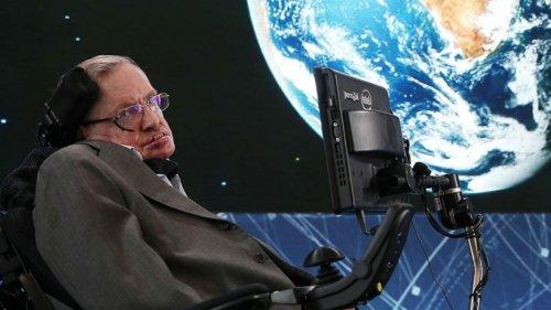 Schwarze Löscher: Berühmte Theorie von Stephen Hawking ist endlich bestätigt