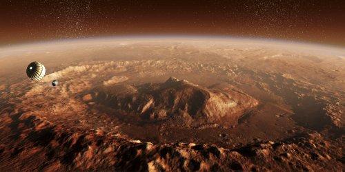 Mars: Hat die NASA aus Versehen Leben auf den Planeten gebracht?
