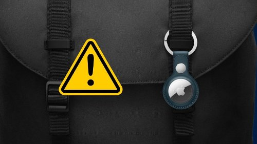 Sind Apples AirTags gefährlich? Händler stoppt den Verkauf