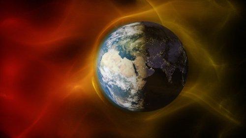 Magnetfeld der Erde: Zittern kündigt frühen Polsprung an