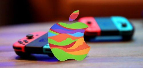 Ankündigung schon heute? Neue Apple-Konsole könnte der Switch gefährlich werden