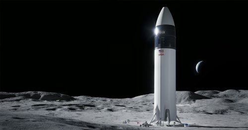 NASA Will Require SpaceX to Land Empty Starship on Moon Before Sending Astronauts