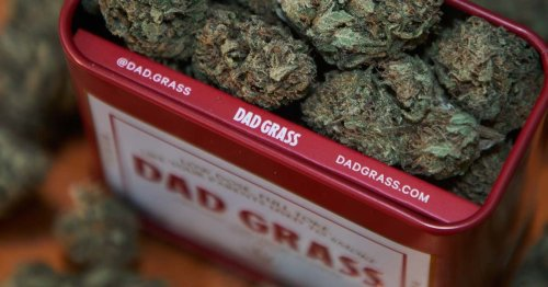 'Dad Grass' CBD prerolls alter your mood, not your mind.