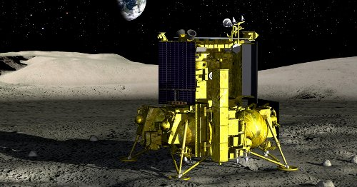 Russia Is Planning a Moon Landing Later This Year