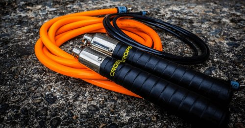 Believe It or Not, This Weighted Jump Rope Provides the Ultimate Full-Body Workout