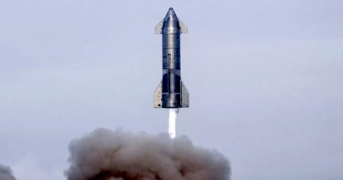 """SpaceX's Starship May Fly Again """"In the Days Ahead"""""""