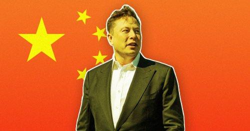Defying Congress, Elon Musk Calls for Cooperation Between NASA and China