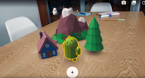 Google is adding the power of augmented reality to your smartphone