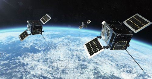 SpaceX is launching a fleet of pirate-hunting satellites