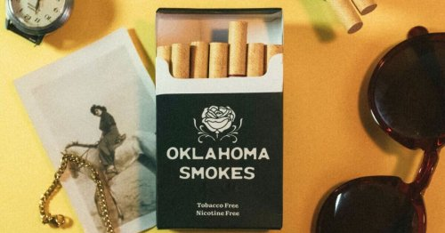 Quit nicotine before you quit smoking with hemp flower cigarettes
