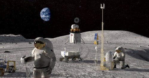 NASA Plans to Land First Person of Color on the Moon in Artemis Program