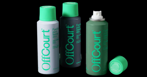 This powerful prebiotic body spray stops odor-causing bacteria before they start