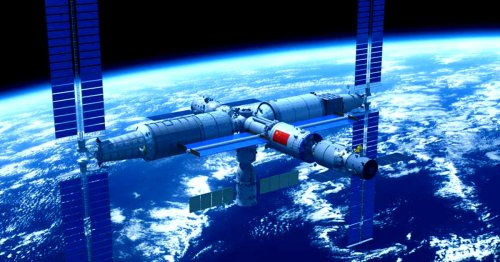 US Intel Chief: Chinese Space Station is a Threat to National Security