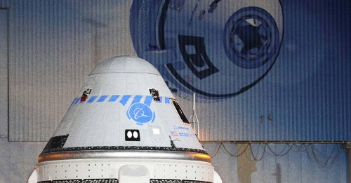 Boeing Says Oops, Its Multibillion Dollar Spacecraft Can't Handle Humidity