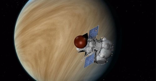 Scientists: Flying by Venus to get to Mars is cheaper and faster