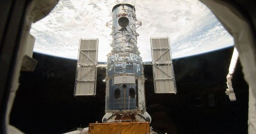 NASA Says It's Still Trying to Fix Damaged Hubble