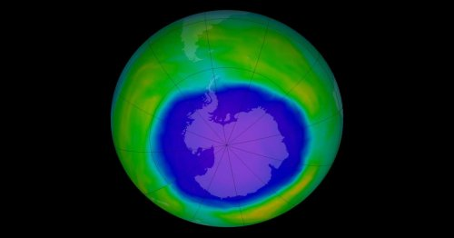 There's a Hole in the Ozone Layer Bigger Than Antarctica, Scientists Sigh