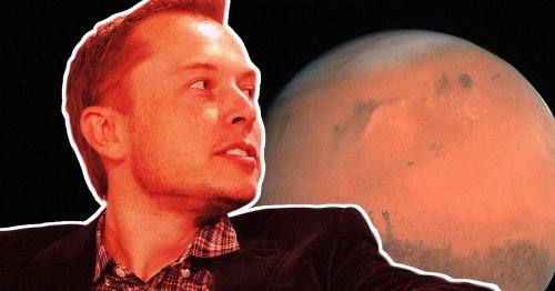 Elon Musk's Name Appears in 69-Year-Old Book About Colonizing Mars