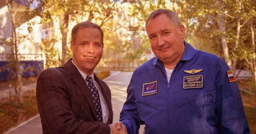 """Russian space chief """"not interested"""" in working with NASA on missions to the Moon"""