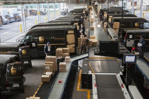 UPS wants to convert 1,500 delivery trucks in NYC to electric by 2020