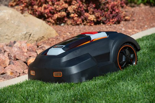 The Robot Lawn Mower Takes Yard Work Off Your To-Do List