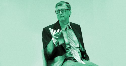 Bill Gates, Who Wants to Geoengineer the Earth, Is Getting a Divorce