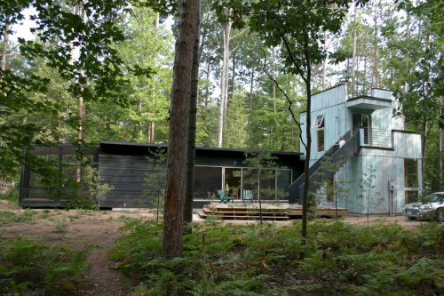 Cawaja weeHouse: A Prefab weeHouse Prototype with Two Modules