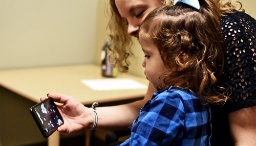 App can detect autism sign in toddlers - Futurity