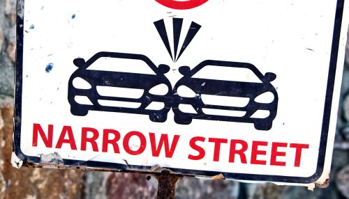 Algorithm could improve how self-driving cars take on narrow streets - Futurity