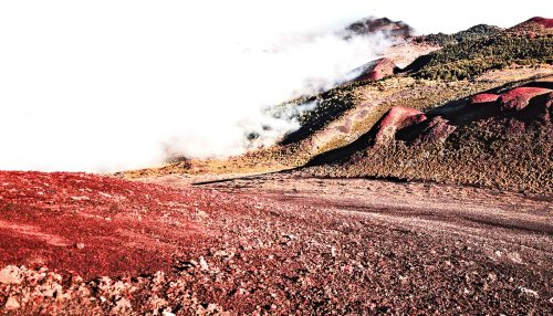 'Young' volcanic ash on Mars hints at conditions right for life - Futurity