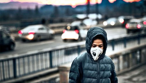 Air pollution exposure as a kid may up risk of mental illness later - Futurity
